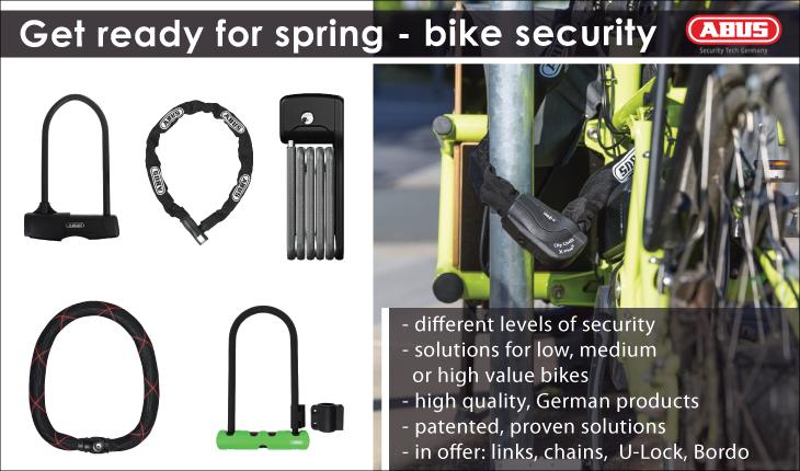 zabezpieczenia rowerowe Abus-ang