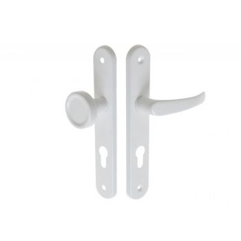 Handle with Knob 72 PZ - White