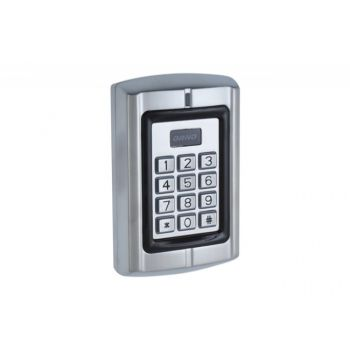 Combination Lock ORNO with card and contactless pendant reader 125kHz,