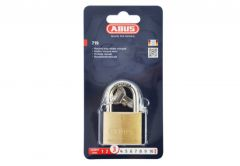 Padlock ABUS 719/40 B 40mm - Brass