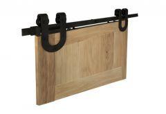 Set of Fitcangs for Sliding Doors DeSign Line TEMIDA (Door Guide: L-2000mm, Doors 850-1050 mm / 35-45 mm)