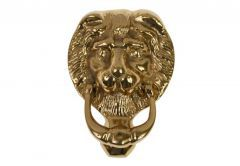 Door Knocker LEW Small - Brass