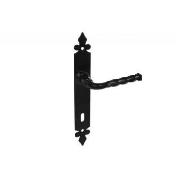 Door Handle TPK 90 LILIA, BB - Black