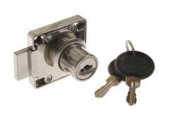 Cam Lock X-850 Rectangular 19x22 mm
