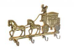 Key Hook KARETA - Brass