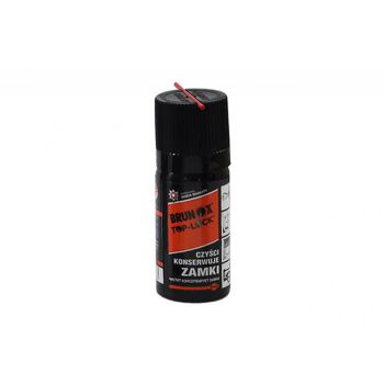 Brunox Lock Spray for Cylinder, Lock and Padlock Maintenance 50ml