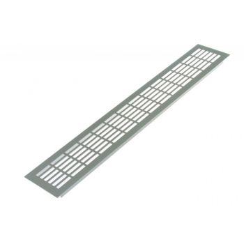 Door Vent, Large 480 x 80mm KK-W80800-DO, Air Troughput: 146cm2