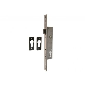 Narrow Profile Lock with lever CISA 46215 25 85/25 PZ