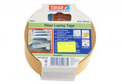 Tape LAYING PERMANENT transparent   length 10m, width 50mm (64620-0001