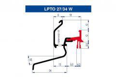 Drip LPTO 27/34 W - Silver