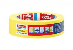 Painting Tape TESA Precise, extra thin paper 50m x 30mm (04334-00010-0