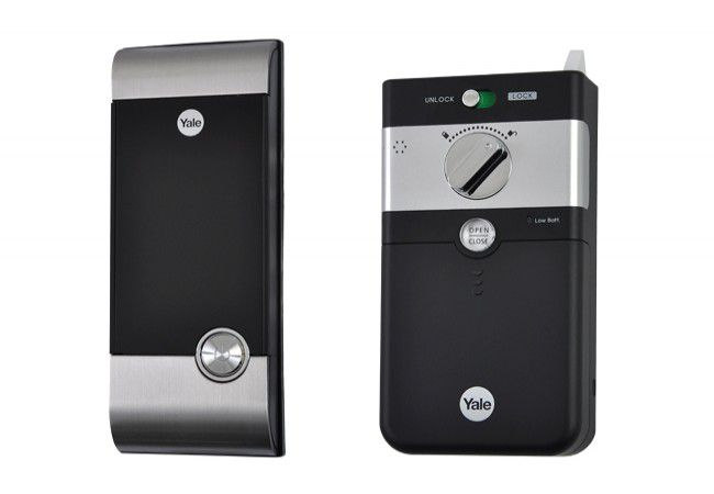 Electronic Lock Yale Lock YDR 3110 for Pin Code or Access Card