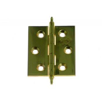 Hinge 1003 60x40 - Brass