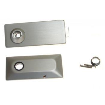 Lock for handle (passage doors) GEZE UV STUDIO PRIVATE LINE for glass