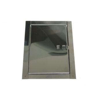 14x21 inspection door stainless steel