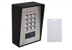 Combination Lock EURA AC-17A1-2 Entries, Contactless Card, On plaster