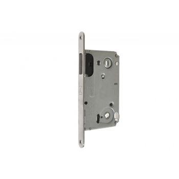 Magnetic Mortise Lock BONAITI BONAITI B-TWIN 90/50, WC (6mm) - Satin C
