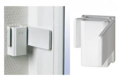 Window Blockade ABUS SW20 W EK type - White