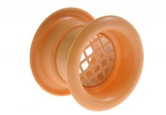 Ventilation bush fi 40 TW beige