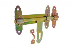 Gate Latch Bolt Retro 250 - Galvanized