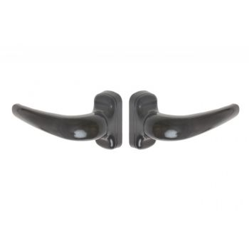 Handle with support COMFORT A3060, (AS-K2) Universal - Brown