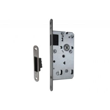 Magnetic Mortise Lock LOB Z75MC-K00 72/50/20, WC - Stainless Steel, ad