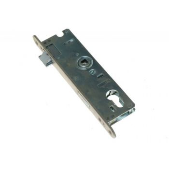 Mortise Lock 72/34, PZ , ZZB-1, Left - Stainless Steel
