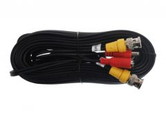 Cables for CCTV YALE Camera, length 18m