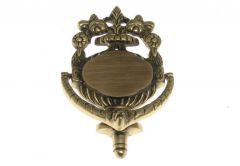 Door Knocker KOG, Large 120x190 - Brass