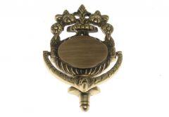 Large KOG Door Knocker - Brass/ Patina