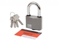Padlock with Extra Long Shackle LOB GRANIT-1 XT KWG11, 4.4 Class Certificated