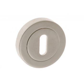 Escutcheon Round BB for INFINITY Handles (ALICJA) - Satin Matt