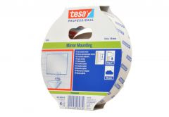Mounting Tape TESA MIRROR Mounting Foam, length 5m, width 19mm (04952-00004-05)