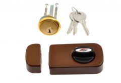 Universal Lock TBV57-12 Brown