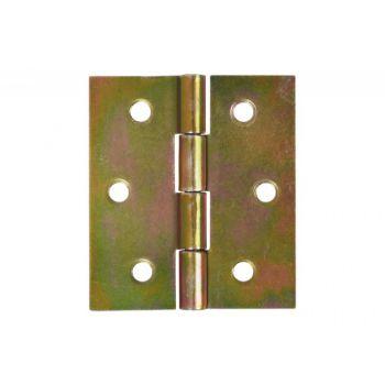 Braided Hinge 40 - Galvanized Gold