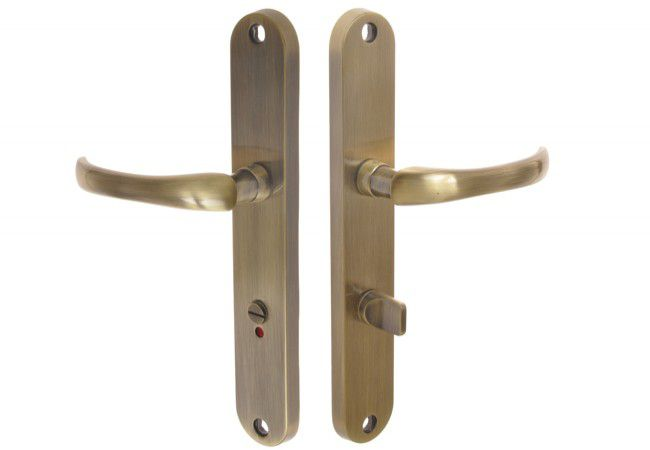 Handle DH-A-11-AB WC 72 Right - Patina