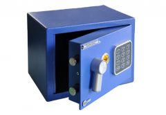 Basic Safe YALE MINI (YSV/170/DB1/B-CW) - Blue