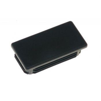 Rectangular Hole Plug ZP 40x60 - Black