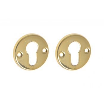 Escutcheon PZ - Modern Gold
