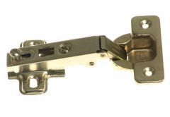 Hinge with guide FI-35, Straight, Metal