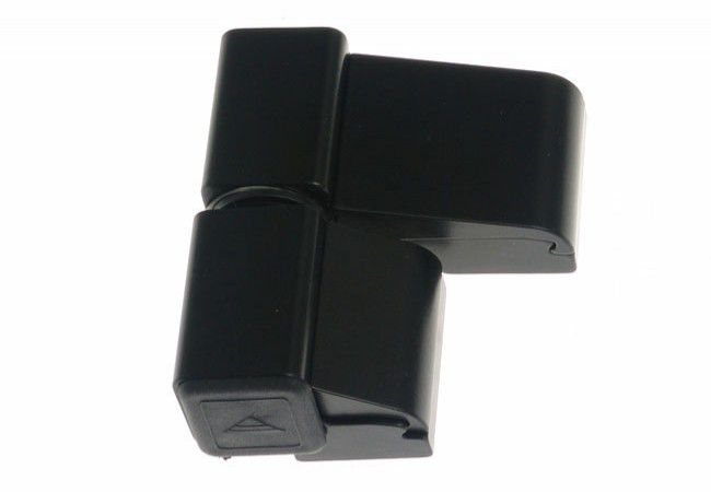 Two- piece Hinge R-67 MAH 3d Plus - Black