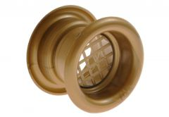 Ventilation Sleeve, Diameter: 40 TW K11 - Antique Gold (1piece)