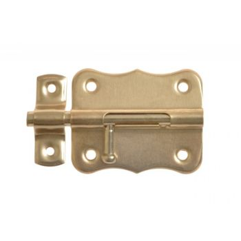 Latch Bolt 384-40 - Brass, type 2