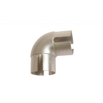 Bend 90 Diameter: 38mm (421-523) - Nickel