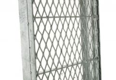 Large Doormat for Pavement (grill) 38x58 Galvanized