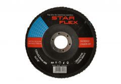 Flap Blade Disc for Steel T29 125-22 GRAN 60