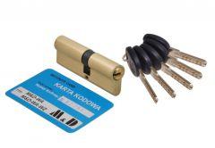 Cylinder lock MD-WA nickel certificate C 6.0 class.2. 40/50