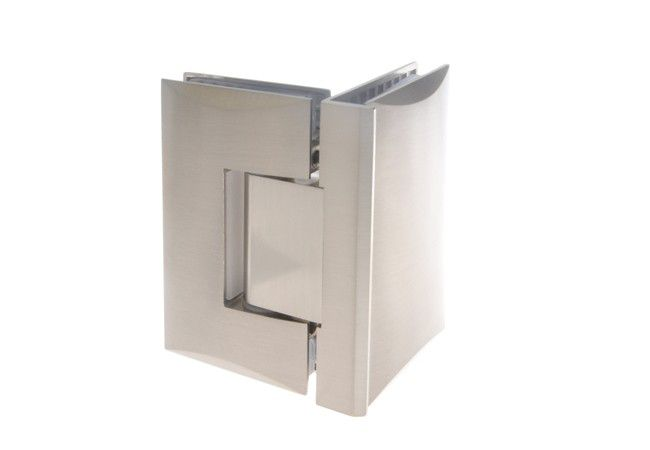 Hinge For Shower Cabins Szko TD 68G 4 90 Stopni 8 12 Mm Satin