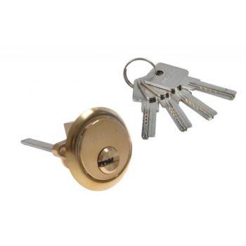 Cylinder for surface lock Gerda H Plus RIM brass
