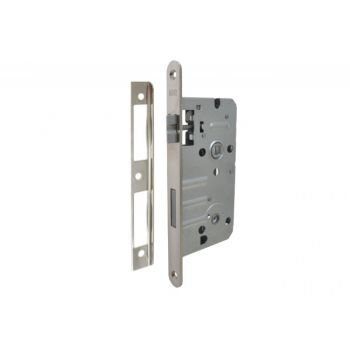 Mortise Lock LOB 72/60, WC - Nickel